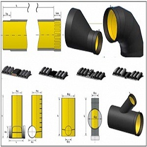 PE – Double Wall Fabricated Fittings