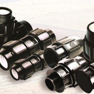PP- Mechanical (compression) Fittings